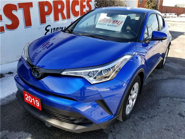 2019 Toyota C-HR XLE (Stk: 19-121A) in Oshawa - Image 1 of 15