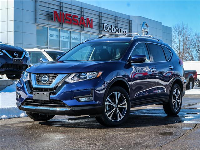 2019 Nissan Rogue SV (Stk: KC726200) in Cobourg - Image 1 of 29
