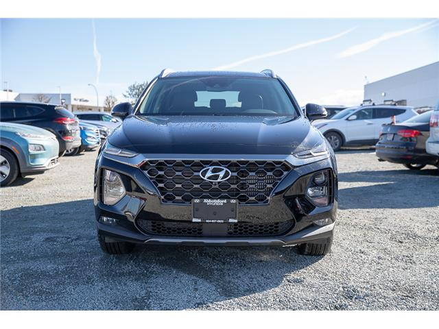 2019 Hyundai Santa Fe Luxury (Stk: KF078666) in Abbotsford - Image 2 of 26