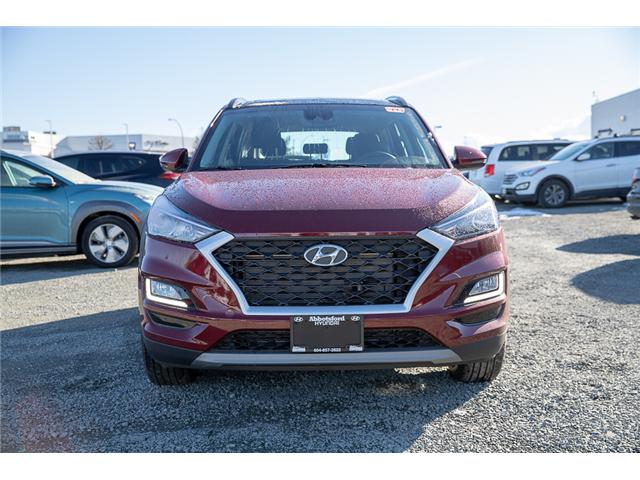 2019 Hyundai Tucson Preferred w/Trend Package (Stk: KT906639) in Abbotsford - Image 2 of 25