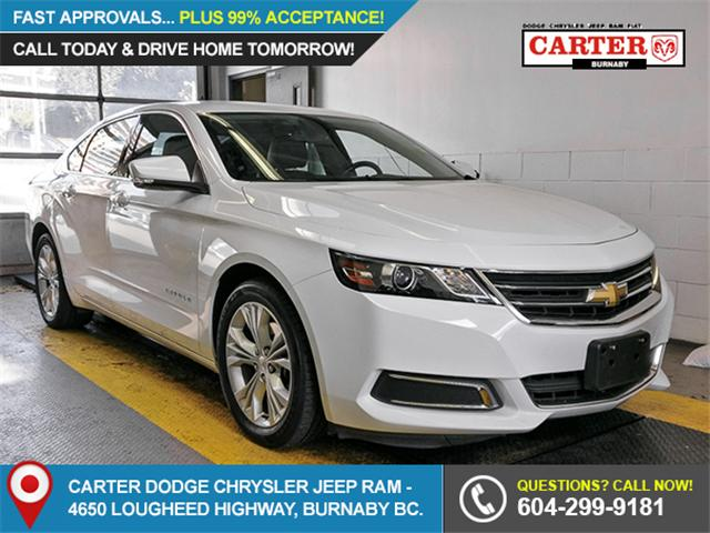 2015 Chevrolet Impala 2LT (Stk: 9-6052-0) in Burnaby - Image 1 of 23