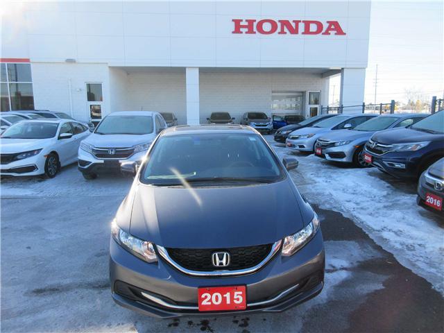 2015 Honda Civic EX (Stk: 26429L) in Ottawa - Image 2 of 10