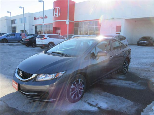 2015 Honda Civic EX (Stk: 26429L) in Ottawa - Image 1 of 10