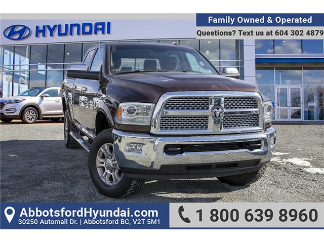 2015 RAM 3500 Laramie (Stk: KI124073A) in Abbotsford - Image 1 of 30