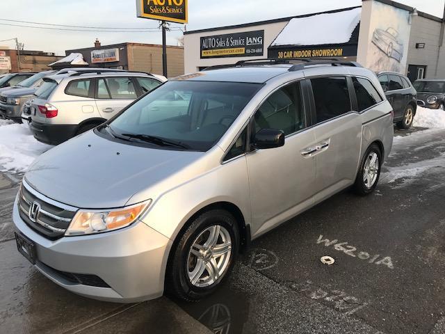 2012 Honda Odyssey EX (Stk: 04119) in Etobicoke - Image 1 of 12