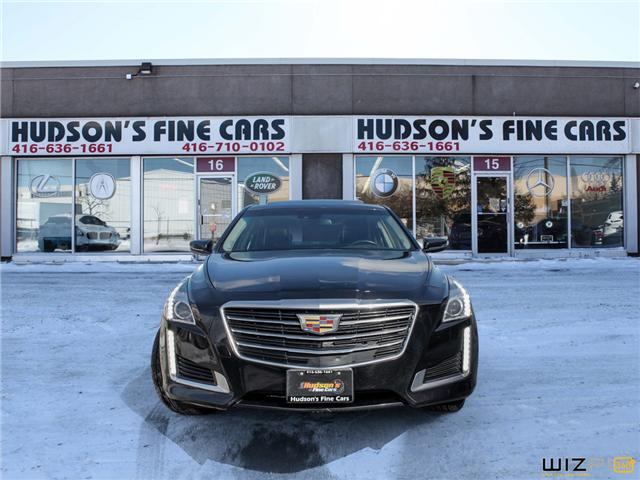 2015 Cadillac CTS 2.0L Turbo Luxury (Stk: 18510) in Toronto - Image 2 of 30
