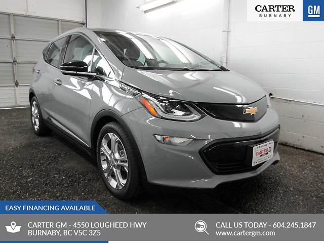 2019 Chevrolet Bolt EV LT (Stk: B9-42120) in Burnaby - Image 1 of 12
