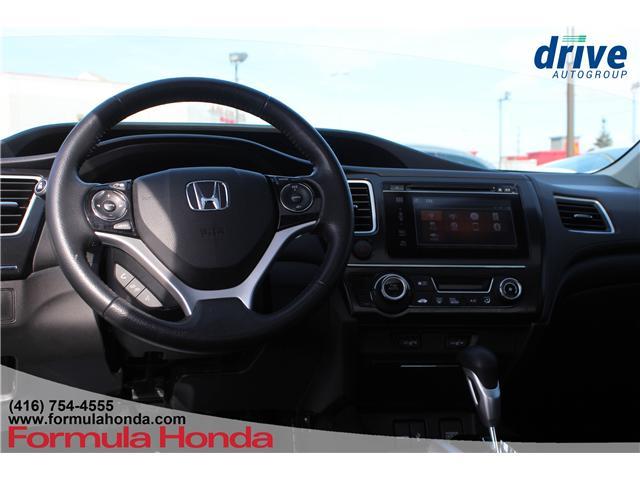 2015 Honda Civic EX (Stk: B10984) in Scarborough - Image 2 of 24