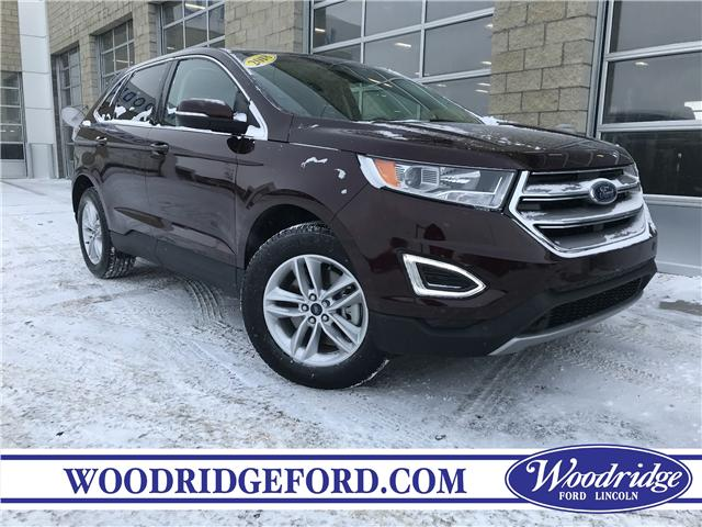 2018 Ford Edge SEL (Stk: 17173) in Calgary - Image 1 of 20
