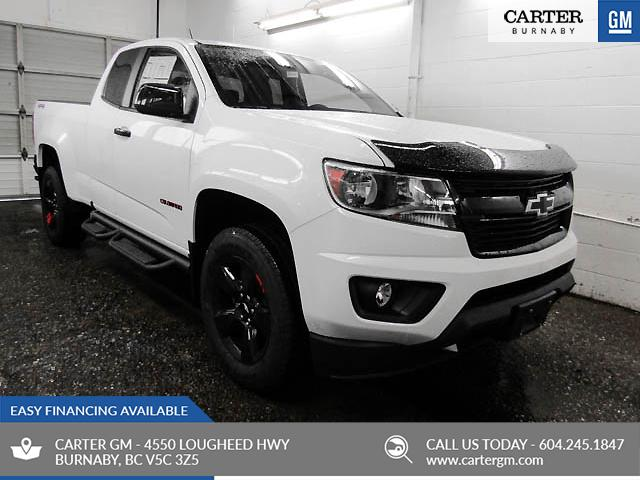 2019 Chevrolet Colorado LT (Stk: D9-95660) in Burnaby - Image 1 of 12