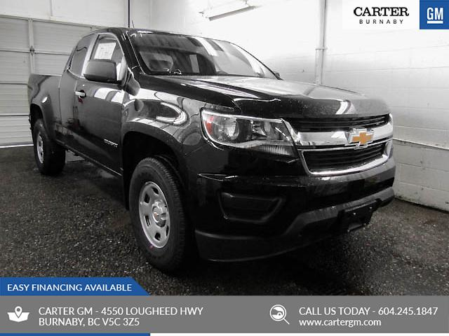 2019 Chevrolet Colorado WT (Stk: D9-99160) in Burnaby - Image 1 of 12