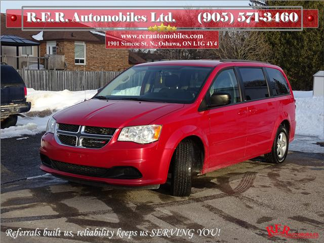 2012 Dodge Grand Caravan SE/SXT (Stk: ) in Oshawa - Image 1 of 15
