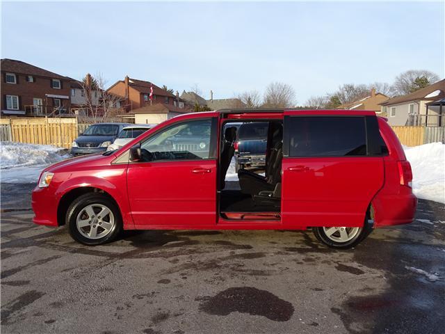 2012 Dodge Grand Caravan SE/SXT (Stk: ) in Oshawa - Image 7 of 15