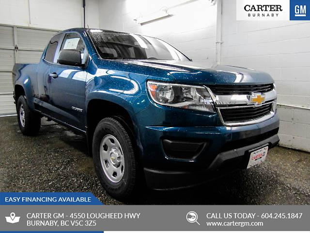 2019 Chevrolet Colorado WT (Stk: D9-00870) in Burnaby - Image 1 of 12