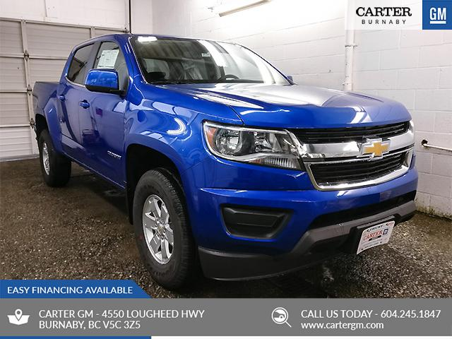 2019 Chevrolet Colorado WT (Stk: D9-36410) in Burnaby - Image 1 of 13