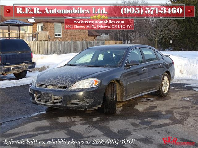 2009 Chevrolet Impala LTZ (Stk: ) in Oshawa - Image 1 of 13