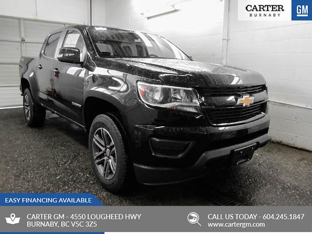 2019 Chevrolet Colorado WT (Stk: D9-49560) in Burnaby - Image 1 of 12