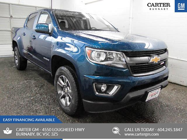 2019 Chevrolet Colorado Z71 (Stk: D9-97220) in Burnaby - Image 1 of 12