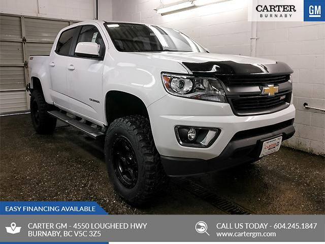 2019 Chevrolet Colorado Z71 (Stk: D9-71950) in Burnaby - Image 1 of 16