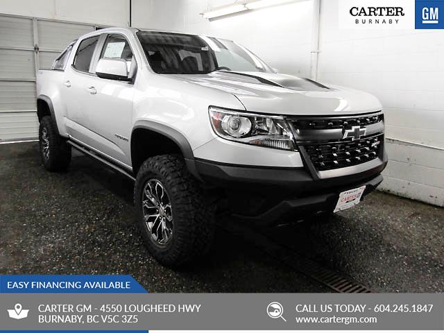 2019 Chevrolet Colorado ZR2 (Stk: D9-88200) in Burnaby - Image 1 of 16