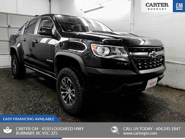 2019 Chevrolet Colorado ZR2 (Stk: D9-81150) in Burnaby - Image 1 of 13