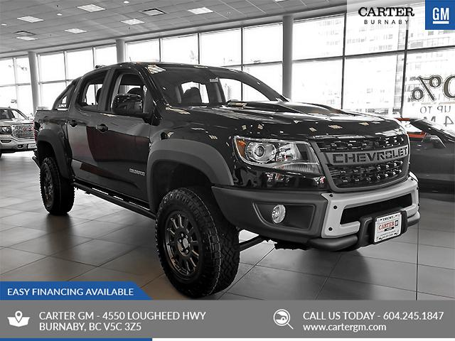 2019 Chevrolet Colorado ZR2 (Stk: D9-02700) in Burnaby - Image 1 of 12