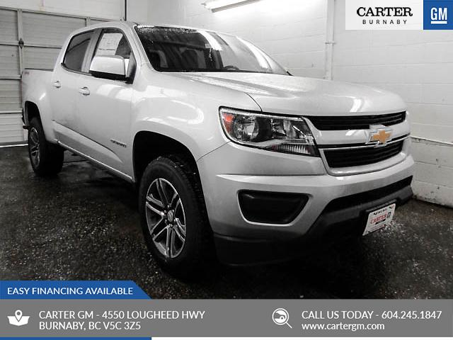 2019 Chevrolet Colorado WT (Stk: D9-91680) in Burnaby - Image 1 of 13