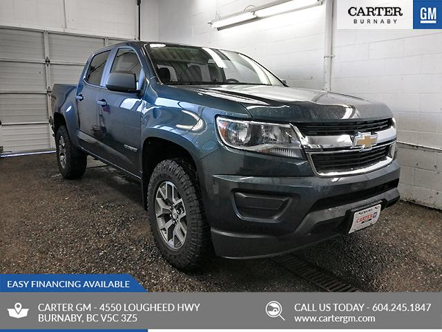2019 Chevrolet Colorado WT (Stk: D9-77450) in Burnaby - Image 1 of 13
