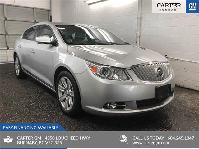 2010 Buick LaCrosse CXL (Stk: C8-57601) in Burnaby - Image 1 of 22