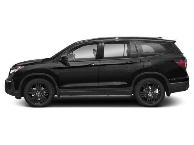 2019 Honda Pilot Black Edition (Stk: 1K47480) in Vancouver - Image 2 of 9