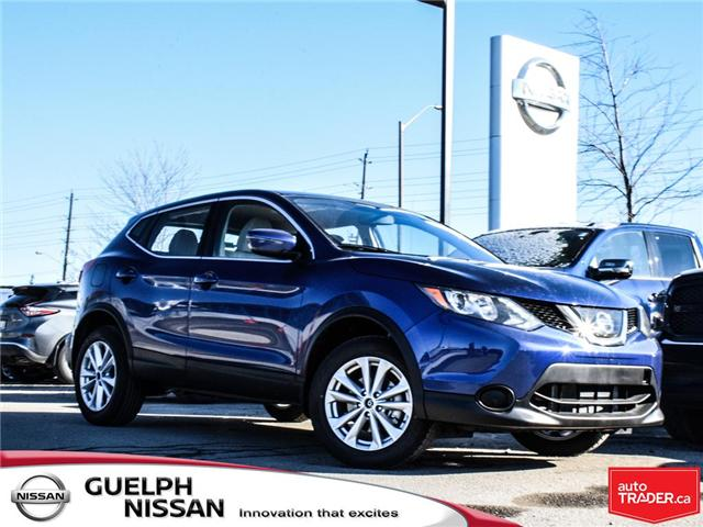 2018 Nissan Qashqai S (Stk: N19834) in Guelph - Image 1 of 21