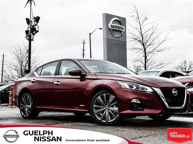 2019 Nissan Altima 2.5 Edition ONE (Stk: N19845) in Guelph - Image 1 of 24