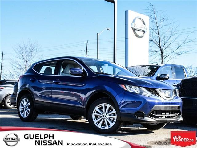 2018 Nissan Qashqai S (Stk: N19870) in Guelph - Image 1 of 21