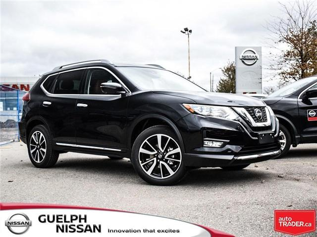 2019 Nissan Rogue SL (Stk: N19739) in Guelph - Image 1 of 6