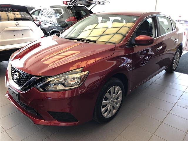 2019 Nissan Sentra 1.8 SV (Stk: V0022) in Cambridge - Image 1 of 5