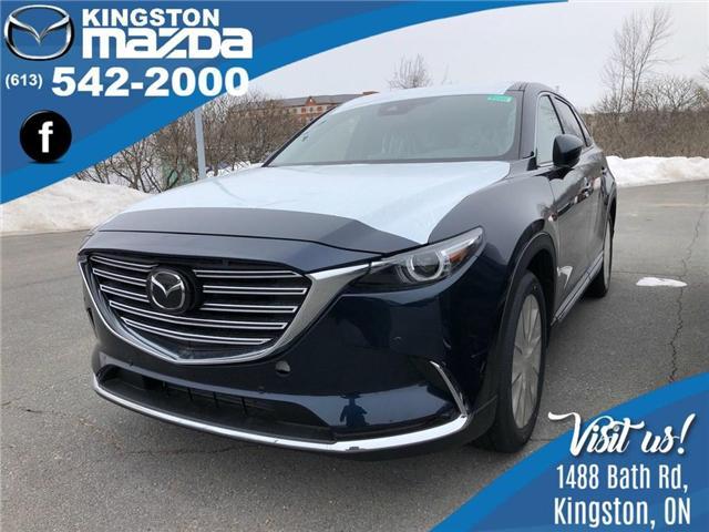 2019 Mazda CX-9 GT (Stk: 19T046) in Kingston - Image 1 of 6
