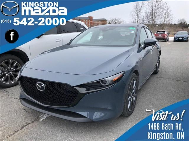 2019 Mazda Mazda3 GS (Stk: 19C007) in Kingston - Image 1 of 5