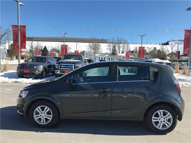 2016 Chevrolet Sonic LT Auto (Stk: P117729) in Saint John - Image 2 of 37