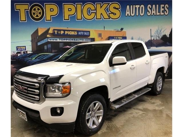 2016 GMC Canyon SLE (Stk: 191278) in NORTH BAY - Image 1 of 24