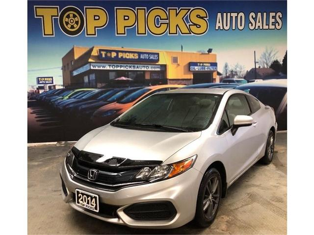 2014 Honda Civic LX (Stk: 004284) in NORTH BAY - Image 1 of 22