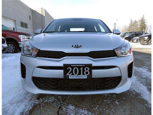2018 Kia Rio LX+ | KEYLESS ENTRY | HTD SEAT/WHEEL | BACKUP CAM (Stk: DR72) in Brantford - Image 2 of 30