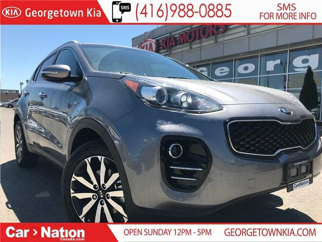 2019 Kia Sportage EX AWD | $189 BI-WEEKLY | LEATHER | (Stk: NOU9) in Georgetown - Image 1 of 28