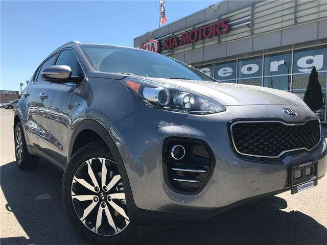 2019 Kia Sportage EX AWD | $189 BI-WEEKLY | LEATHER | (Stk: NOU9) in Georgetown - Image 2 of 28
