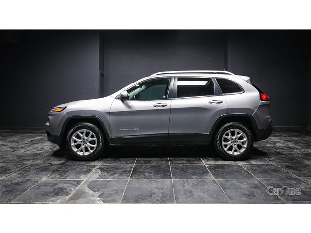 2016 Jeep Cherokee North (Stk: CJ19-80) in Kingston - Image 1 of 33