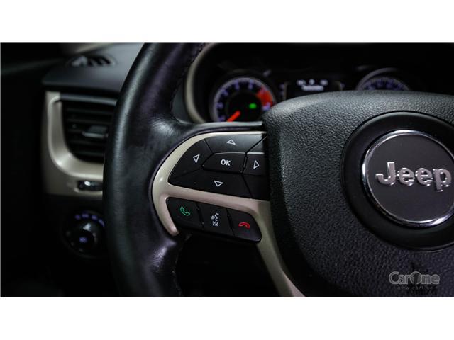 2016 Jeep Cherokee North (Stk: CJ19-80) in Kingston - Image 14 of 33