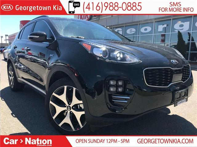 2019 Kia Sportage SX TURBO | $236 BI-WEEKLY | LOADED | (Stk: NOU8) in Georgetown - Image 1 of 30
