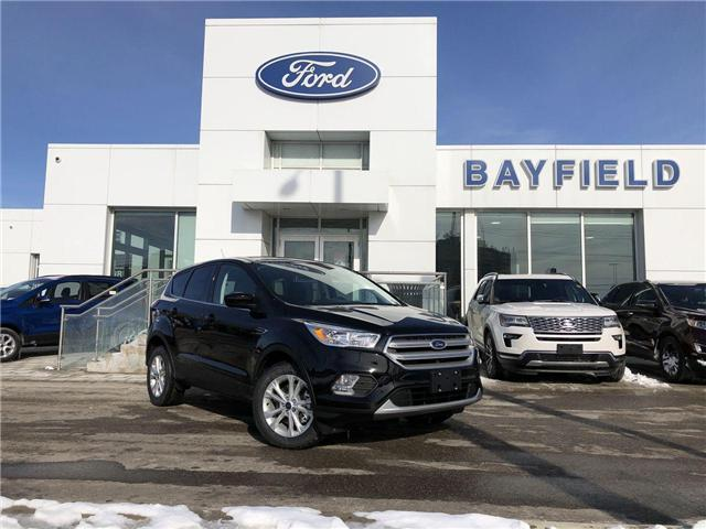 2019 Ford Escape SE (Stk: ES19266) in Barrie - Image 1 of 22