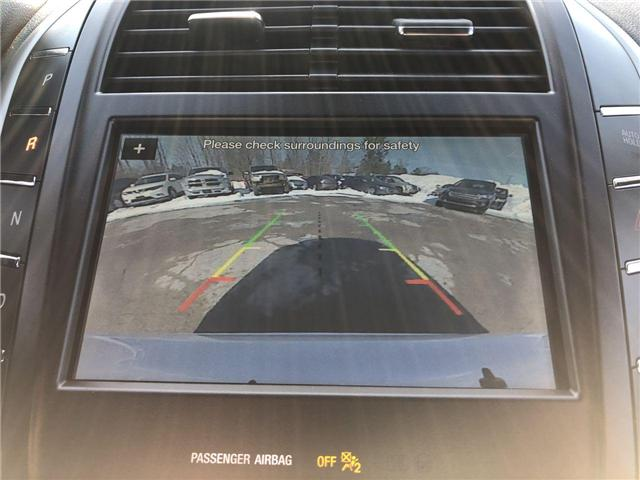 2019 Lincoln MKC Reserve (Stk: MC19275) in Barrie - Image 15 of 25