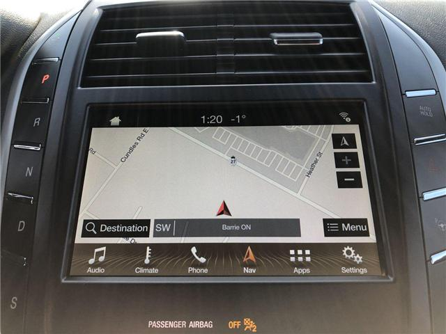 2019 Lincoln MKC Reserve (Stk: MC19275) in Barrie - Image 16 of 25