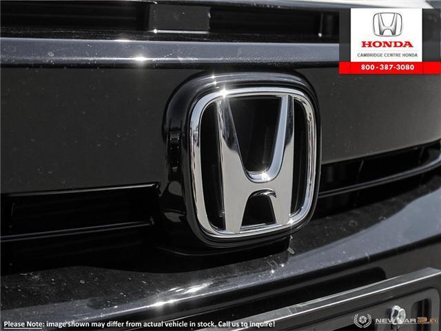 2019 Honda Civic Sport (Stk: 19538) in Cambridge - Image 9 of 24
